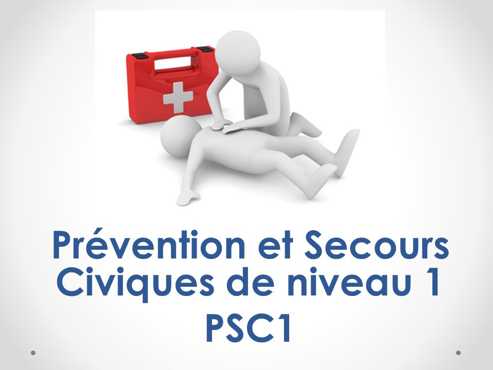 formation 1er secours